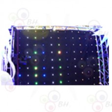 Cortina de Led DMX  3 X 5 - 4 LED