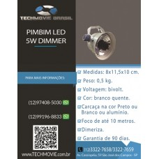 Pimbim TX Led 5w Dimmer