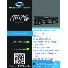Mesa DMX Laser Line