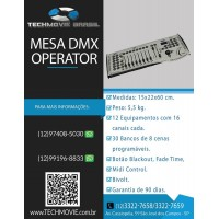 Mesa DMX Operator