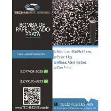 Bomba Papel Metalizado