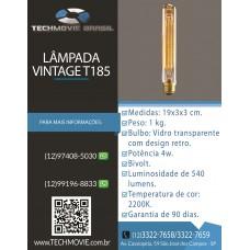 Lâmpada Vintage T185