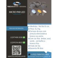 Micro Par Led