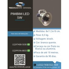 Pimbim TX Led 5w