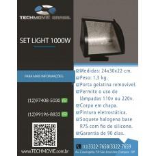 Set Light 1000w