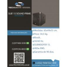 Sub' 15 Sound Prime