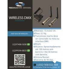 Wireless DMX