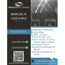 Beam 230 7R - case duplo