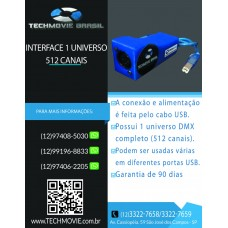 Interface 1 universo