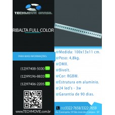 Ribalta RGBW FUll COLOR DMX