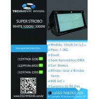 Super Strobo White 1000W/3000W