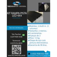 Kit Rampa Pista Led 4x4
