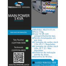 Main Power 5 kva