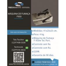 Máquina de Fumaça 950w