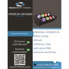 Spider RGBW