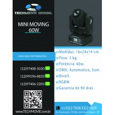 Mini Moving 60w