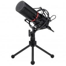 Microfone Condensador Gamer Redragon Blazar
