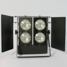 Refletor Mini brut p 4 Lâmpadas