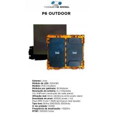 Painel de LED P10/P6