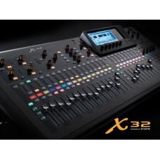 MESA X32 MIXER BEHRINGER DIGITAL 32 CANAIS
