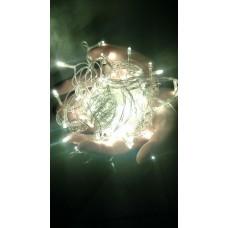 Cordão de LED Branco Quente
