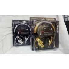 Headphone Profissional  HDJ 1000 Dourado