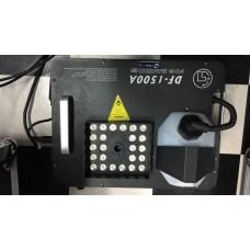 Máquina de Fumaça 1500w DMX LED