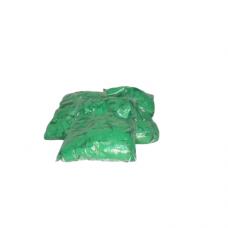 Papel Picado - Seda Verde